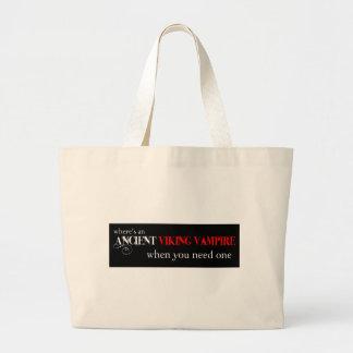 Ancient Hottie Jumbo Tote Bag