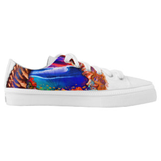 Ancient Indo limited edition Low Tops