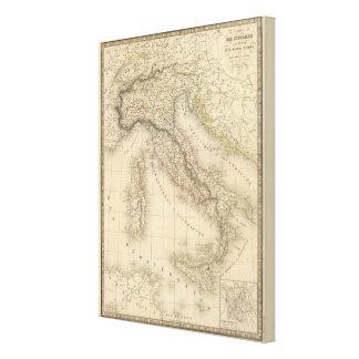 Ancient Italy 2 Canvas Print