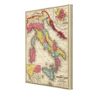 Ancient Italy 3 Canvas Print