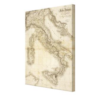 Ancient Italy 4 Canvas Print