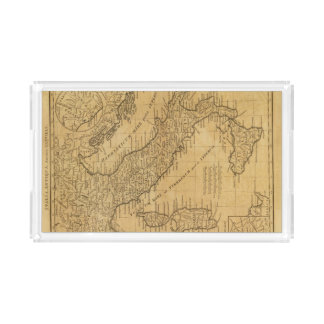 Ancient Italy Acrylic Tray