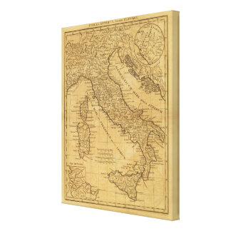 Ancient Italy Canvas Print