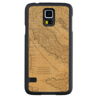 Ancient Italy Carved Maple Galaxy S5 Case
