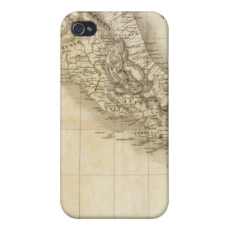 Ancient Italy Cover For iPhone 4