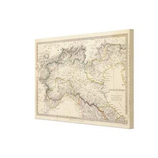 Ancient Italy I Canvas Print