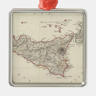Ancient Italy III Christmas Ornament
