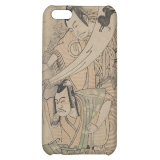 Ancient Japan circa 1700s iPhone 5C Covers