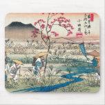 Ancient Japan. Mouse Pad