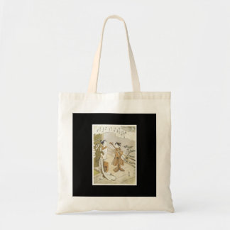 Ancient Japanese Art Bag