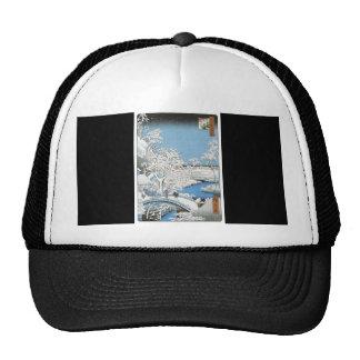 Ancient Japanese Art Hat