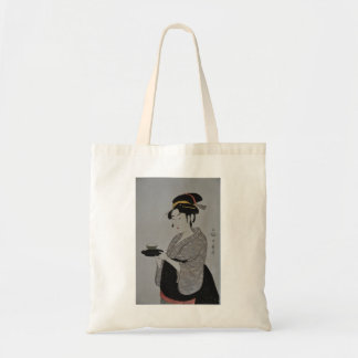 Ancient Japanese Painting circa 1793 Tote Bag