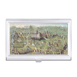 ANCIENT JERUSALEM BUSINESS CARD HOLDER