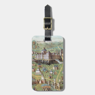 ANCIENT JERUSALEM LUGGAGE TAG