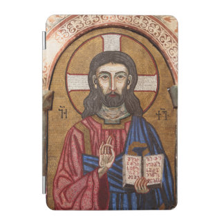 Ancient Jesus Mosaic iPad Mini Cover
