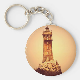 Ancient Lighthouse Keychain