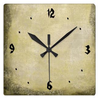 Ancient Look Clock Steam punk like