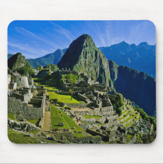 Ancient Machu Picchu, last refuge of the 2 Mouse Mat