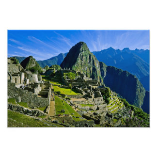 Ancient Machu Picchu, last refuge of the 2 Photograph