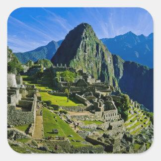 Ancient Machu Picchu, last refuge of the 2 Sticker