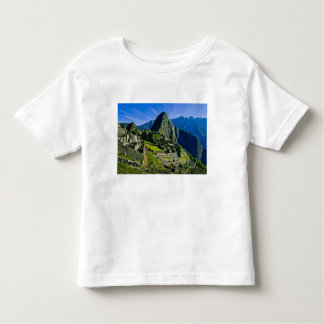 Ancient Machu Picchu, last refuge of the 2 Toddler T-Shirt