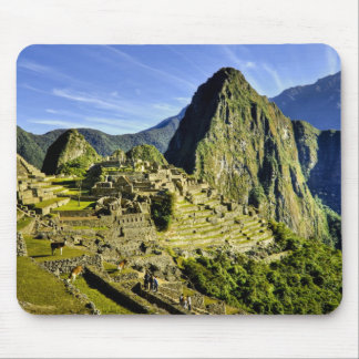 Ancient Machu Picchu, last refuge of the Mouse Pad