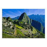 Ancient Machu Picchu, last refuge of the Photographic Print