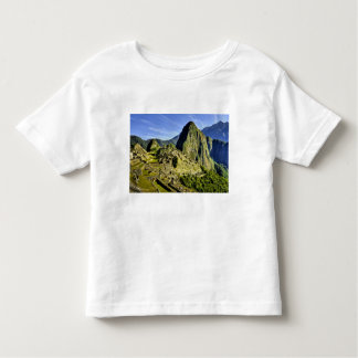 Ancient Machu Picchu, last refuge of the Toddler T-Shirt