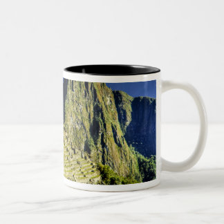 Ancient Machu Picchu, last refuge of the Two-Tone Mug
