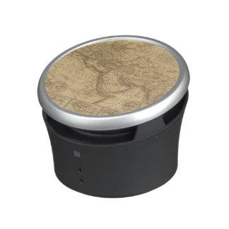 Ancient Map Bluetooth Speaker