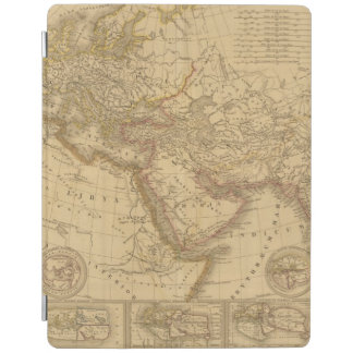 Ancient Map iPad Cover