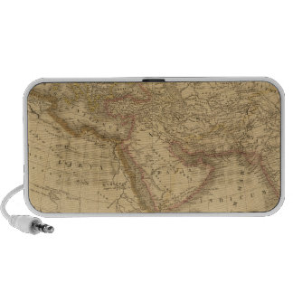 Ancient Map Speaker System