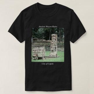 Ancient Mayan Culture Copan Ruins Honduras Classy Tshirts