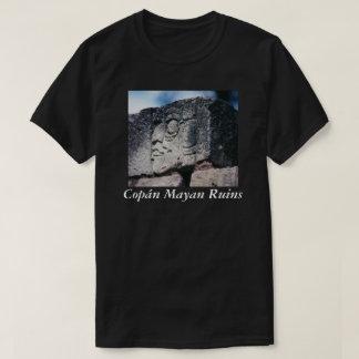 Ancient Mayan Ruins Copan Honduras Photo Designed T Shirts