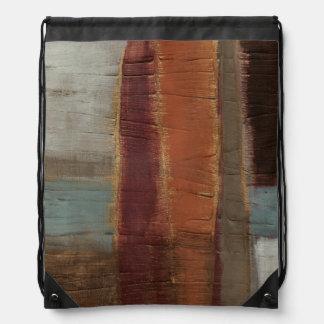 Ancient Musings II Drawstring Bag