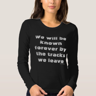 ancient native american wisdom t-shirt