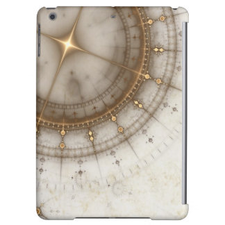 Ancient Nautical Chart, Grunge Cover For iPad Air