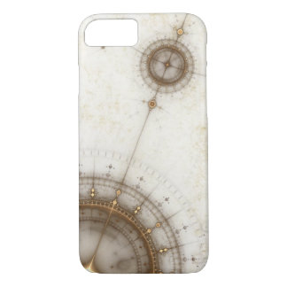 Ancient Nautical Chart, Grunge iPhone 8/7 Case