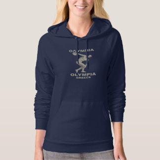 Ancient Olympia Greece Hoodie