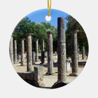 Ancient Olympia - Peloponnese Christmas Ornament
