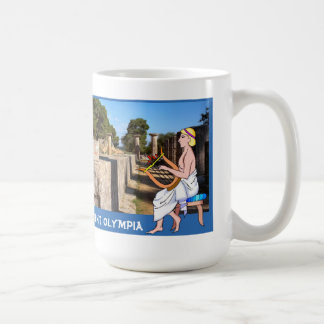 Ancient Olympia, the Heraion Coffee Mug