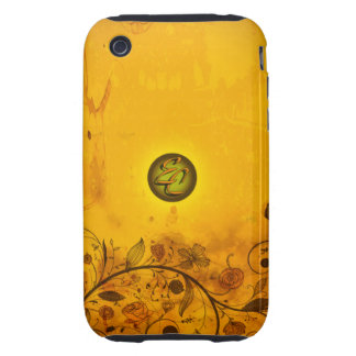 Ancient Orange iPhone 3 Tough Case