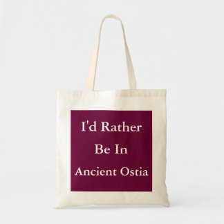 Ancient Ostia Tote Bag