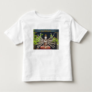 Ancient painted sculptures in Shuanglin Toddler T-Shirt