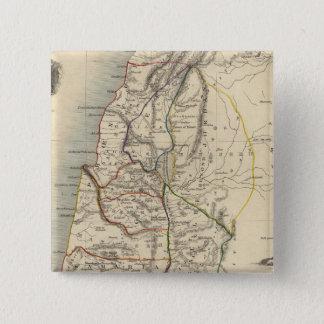 Ancient Palestine 15 Cm Square Badge