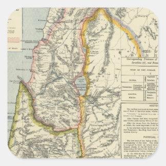 Ancient Palestine 2 Square Sticker