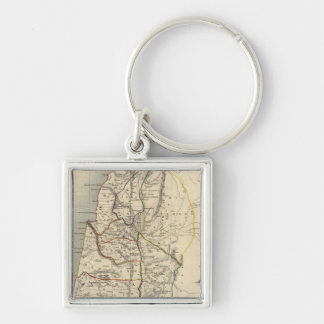 Ancient Palestine Key Ring