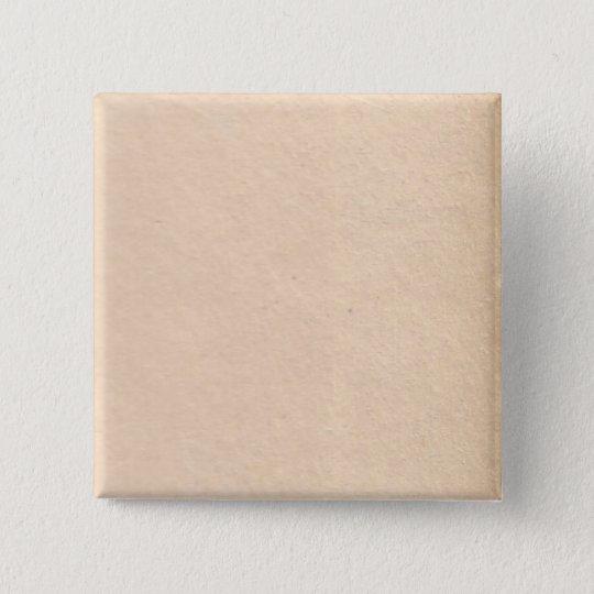 ancient paper 15 cm square badge