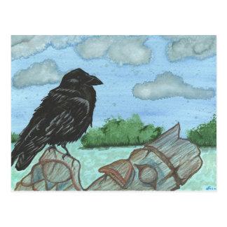 """""""Ancient Perch"""" Postcard"""