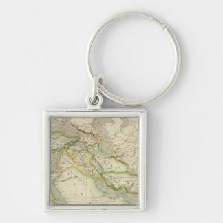 Ancient Persian Empire Key Ring